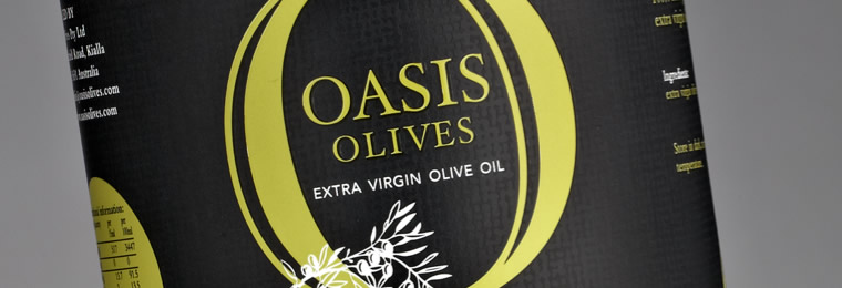 Oasis Virgin Oil