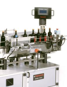 3000 FF Vac Labeller